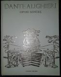 Dante - Opere minore