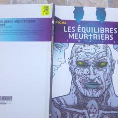 BENZI DESENATE-LES EQUILIBRES MEURTRIERS 1