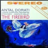 Stravinski Igor The Firebird London Symphony Orch. LP (vinyl)