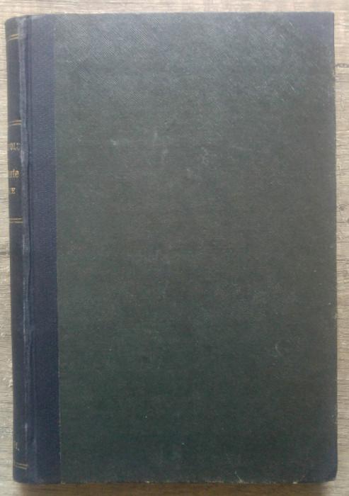 Diverse fragmente juridice - George Danielopolu/ 1891, semnatura autor