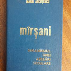 Monografie Mirsani - Marin Ancutescu / R2F