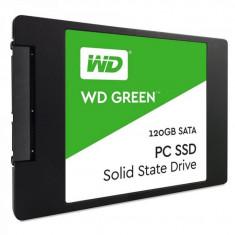 WD SSD GREEN 120GB 2.5 SATA3 WDS120G2G0A