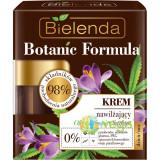 Crema Hidratanta cu Ulei de Canepa si Sofran de Zi/Noapte Botanic Formula 50ml