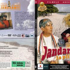 Jandarmul la plimbare_Louis de Funes_film pe DVD_colectia Adevarul