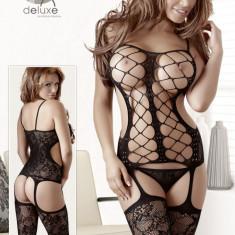 Catsuit - Suspender Ill. S-L