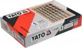 YATO Set burghie elicoidale lemn 10-20 mm