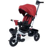 Cumpara ieftin Tricicleta cu scaun rotativ Evora rosu KidsCare for Your BabyKids
