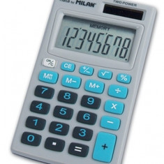 Calculator 8dig Milan 208 Basic