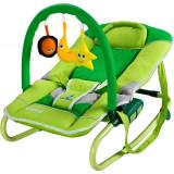 Balansoar bebelusi Caretero Astral Verde
