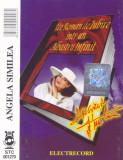 Caseta audio:  Angela Similea – Un roman de iubire intr-un albastru infinit