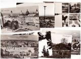 Cluj Napoca 1961-1967 - Lot 8 ilustrate circulate