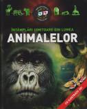 Cumpara ieftin Prima enciclopedie 3D a copilului tau! Intamplari uimitoare din lumea animalelor