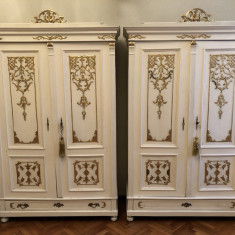 Dormitor Ludovic XVI Original Lemn Masiv