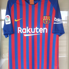 Tricou si short copii Barcelona 2019
