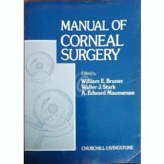 Manual of Corneal Surgery