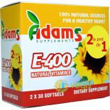 Vitamina E naturala 400ui 30cps Pachet 1+1 CADOU