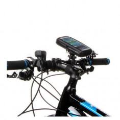 Suport Telefon pentru bicicleta si motocicleta, impermeabil, universal marimea XL, rotatie 360 A° rezistent la ploaie