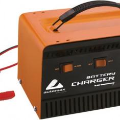 Incarcator baterie 6V/ 12V 6.5A/8A cu indicator incarcare a bateriei si protectie