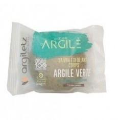 Sapun solid exfoliant cu argila verde si alge, Argiletz, 100g