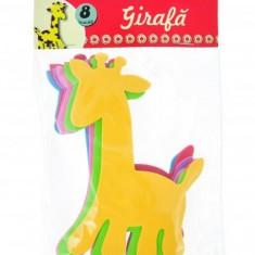 Figurina din spuma model girafa