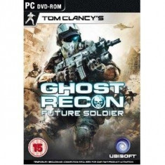 Tom Clancy 's Ghost Recon Future Soldier PC