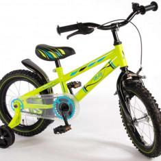 Bicicleta EL Blade Electric Green 14 inch