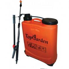 Pompa manuala pentru stropit culturi si pomi 16 L Top Garden