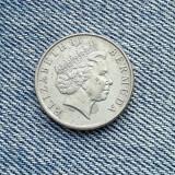 5 Cents 2000 Bermuda