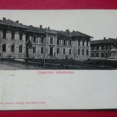 Turnu Severin Casarma Infanteriei