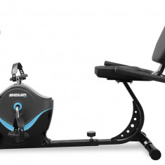 Bicicleta Recumbent SCUD H6 - Negru