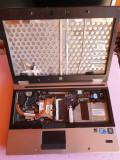 placa de baza si carcasa  HP ELITEBOOK 8440p - pentru  piese -