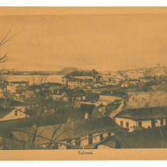 4642 - TULCEA, Panorama, Romania - old postcard - unused, Necirculata, Printata