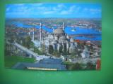 HOPCT 56866 MINARETELE SULIMAN /CORNUL DE AUR ISTANBUL TURCIA-NECIRCULATA
