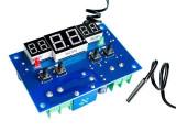 Controler termostat 12V cu senzor W1401