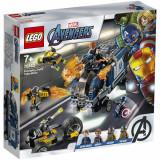 LEGO® Super Heroes - Razbunatorii - Distrugerea camionului (76143)