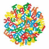 Set litere magnetice, 80 piese, 3 ani+, Galt
