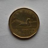 x17 Canada 1 dolar dollar 1988