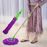 Mop rotativ cu stoarcere pe maner