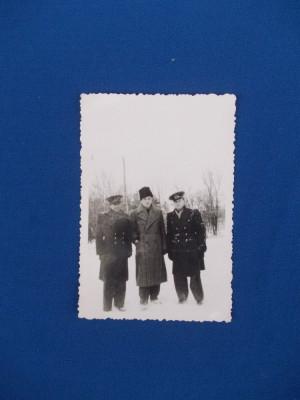 FOTOGRAFIE MILITARI , AMINTIRE DIN IARNA ANULUI 1935 foto