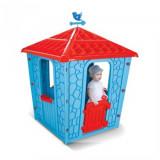 Casuta pentru copii Stone House Blue