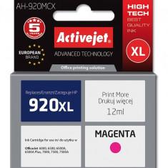 Cartus compatibil HP 920XL Magenta pentru HP CD973, Premium Activejet, Garantie 5 ani