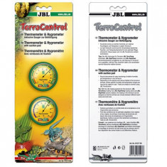 JBL TerraControl, 6151700, termometru si hidrometru