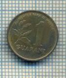 12102  MONEDA - PARAGUAY - 1 GUARANI -ANUL 1993 -STAREA CARE SE VEDE