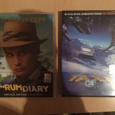 Colecție filme ,diverse titluri, DVD, Romana