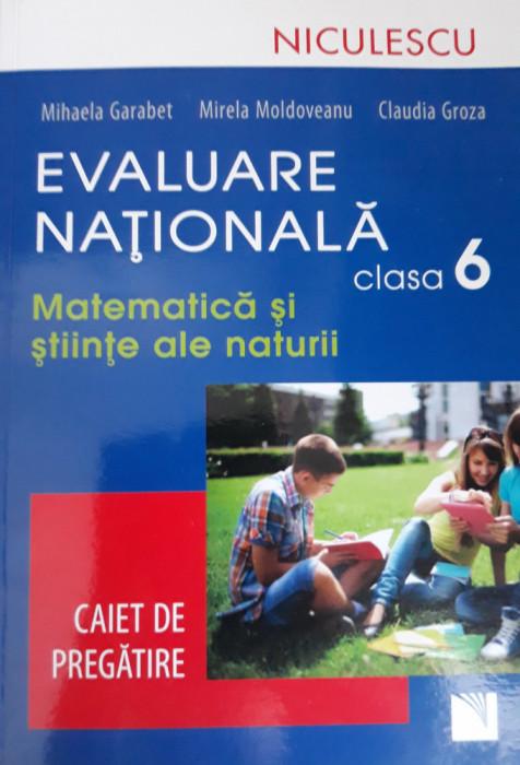 Evaluare națională clasa a 6 a
