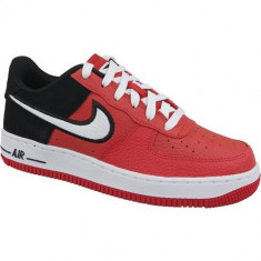 Ghete Copii Nike Air Force 1 LV8 1 GS AV0743600, 35.5, 36, 36.5 - 38.5, Negru