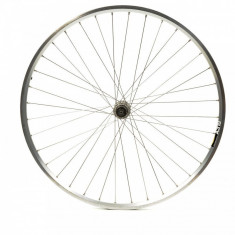 Roata Fata Bicicleta 26x1.50 - 1.75 - Aluminiu - Simpla