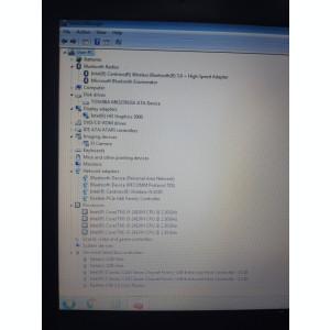 Fujitsu Lifebook/15.6 LED/i5 a 2gen/4 GB/HDD 320 GB/Garantie