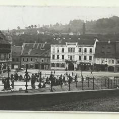 cp Romania Sighisoara - circulata 1933, timbre