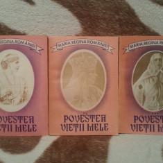 POVESTEA VIETII MELE-REGINA MARIA (3 VOL)